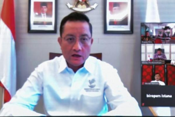Menteri Juliari Batubara: Realisasi PEN di Kemensos Capai 87,44 Persen