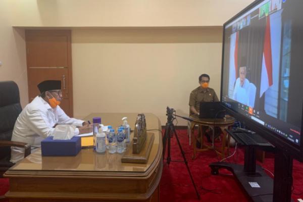 Disetujui Menkes, Tangerang Raya Terapkan PSBB Mulai 18 April 2020