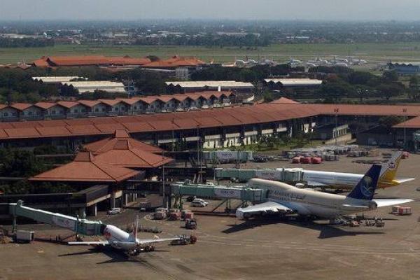 Operasional Bandara AP II di Tengah PSBB