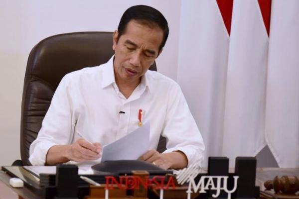 Presiden Jokowi: Pemerintah dan DPR Tunda Pembahasan Klaster Ketenagakerjaan dalam RUU Cipta Kerja