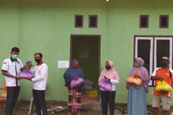 Dapat Bantuan Beras dari Gus Muhaimin, Warga Morut Ucapkan Terimakasih