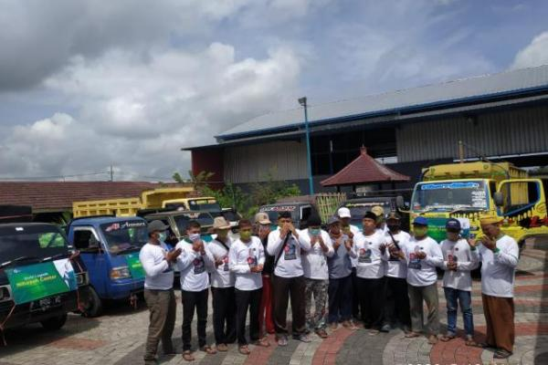 Nihayah Center Salurkan 10.000 Paket Sembako ke Tiga Kabupaten