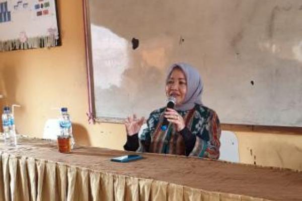 Legislator PKB, Latifah Shohib Dorong Pentingnya Perlindungan Data Peserta Didik