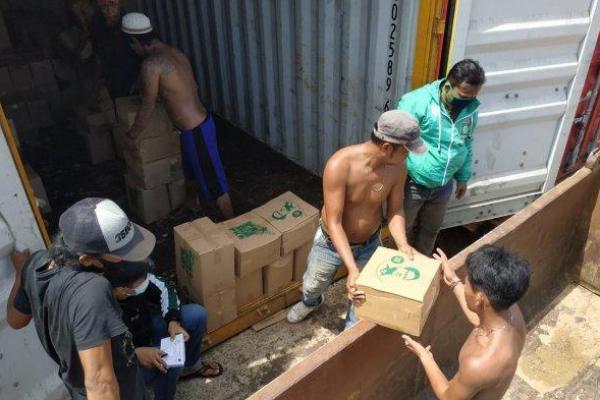 PKB Kalbar Mulai Distribusikan Sembako dari Gus Muhaimin ke Masyarakat