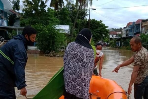 BNPB: Lebih dari 150 Rumah Terendam Banjir di Enrekang