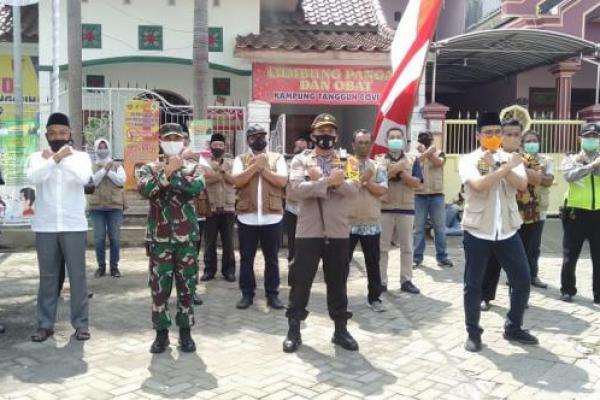 Legislator PKB Syafiuddin Hibahkan Rumah Aspirasinya Jadi Kampung Tangguh Covid-19
