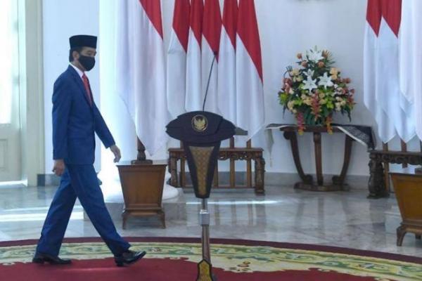 Presiden Jokowi: Pancasila Gerakkan Rasa Kepedulian untuk Saling Berbagi