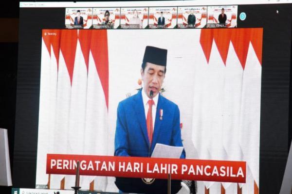 Presiden Jokowi Ajak Penyelenggara Negara Tingkatkan Keberpihakan pada Masyarakat