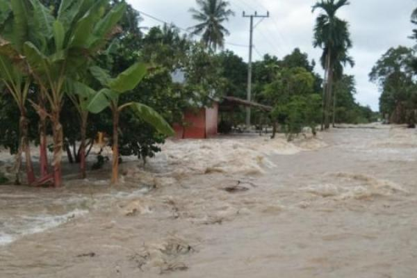 Hingga Akhir Mei 2020, Lebih dari 1.300 Bencana Terjadi