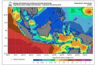 Cuaca Ekstrem Diprediksi Melanda Sejumlah Wilayah Indonesia Hari Ini