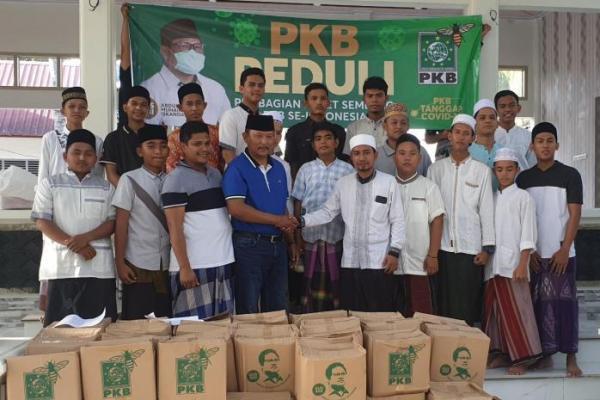 Temui Ulama Aceh, Irmawan Minta Doakan Indonesia Segera Bebas dari Corona