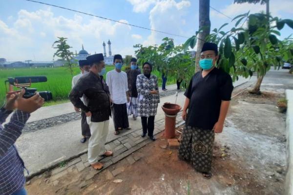 Dampingi Wabup, FPKB DIY Tinjau Kesiapan Pesantren Menuju New Normal
