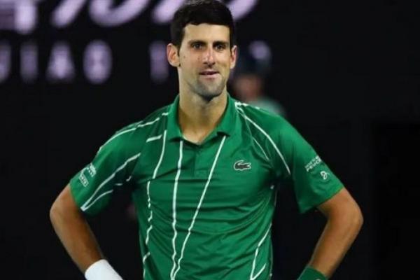 Petenis Nomor Satu Dunia, Novak Djokovic Positif Terjangkit Covid-19