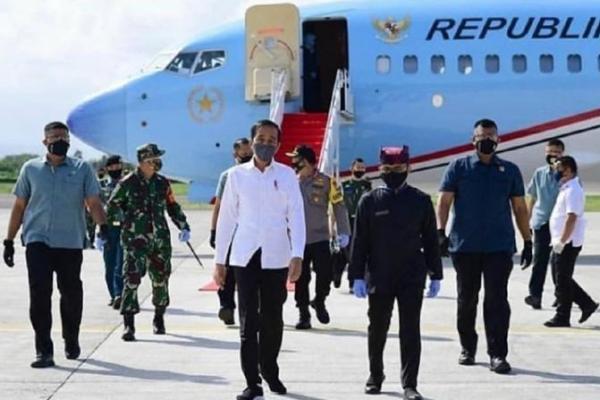 Ke Banyuwangi, Jokowi Cek Kesiapan Tatanan Baru Sektor Pariwisata