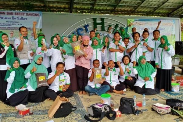 Luluk Nur Hamidah Dorong Milenial Jadi Barometer Pertanian Organik
