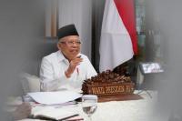 Wapres Maruf Amin Minta Pelaku Ekonomi Syariah Melek Digital