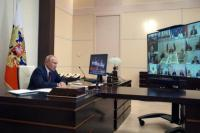 Wow, Vladimir Putin Berpotensi Jadi Presiden Rusia Hingga 2036!
