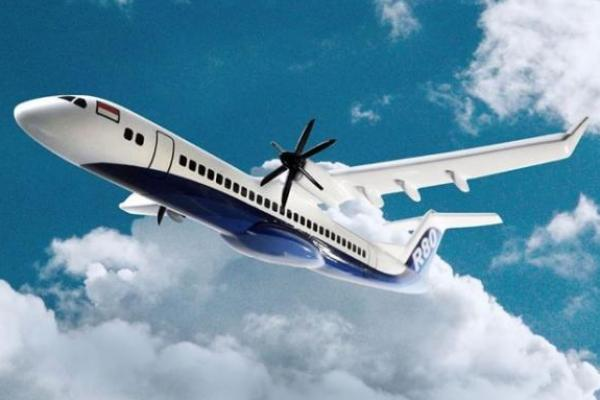 R80 Dirancang Jadi Pesawat Hibrida Komersil Pertama di Dunia