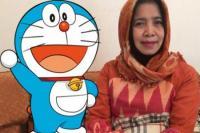 Pengisi Suara Doraemon Nurhasanah Meninggal Dunia