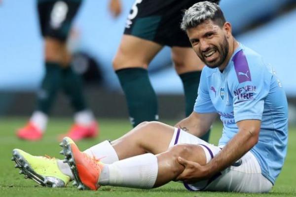 Sergio Aguero Dipastikan Hengkang dari Manchester City