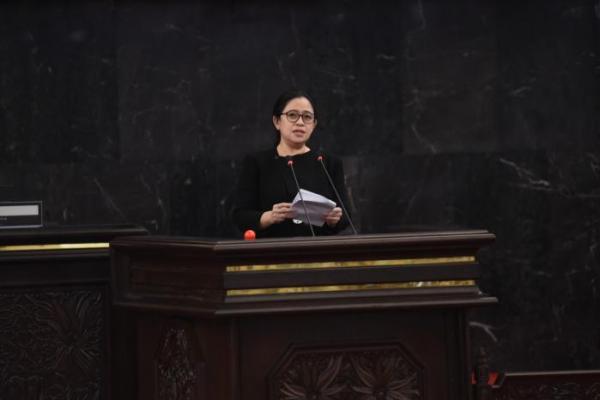 Ketua DPR RI Sebut Penghargaan Bintang Mahaputera Amanah Pengabdian untuk Masyarakat