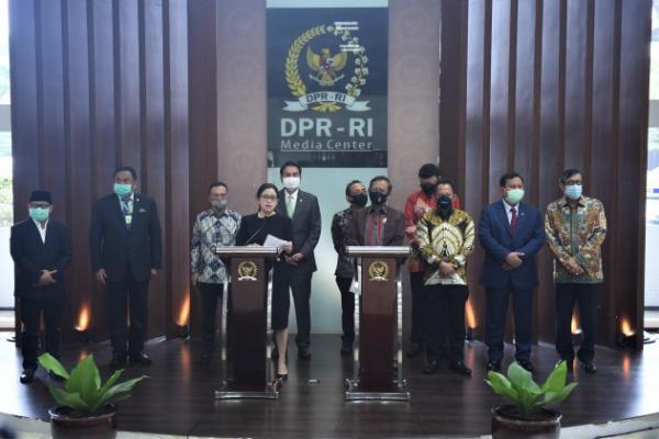 Ketua DPR Tegaskan Konsep RUU BPIP Berbeda dengan RUU HIP