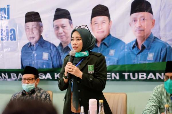 Harlah PKB ke-22, Ratna Juwita: Semata-mata untuk Aksi Melayani Indonesia
