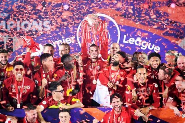 Pesta Juara Tanpa Penonton, Liverpool Habiskan Dana Rp745 Juta