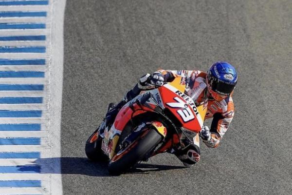 MotoGP Prancis 2020, Podium Pertama Alex Marquez Penuh Sensasi