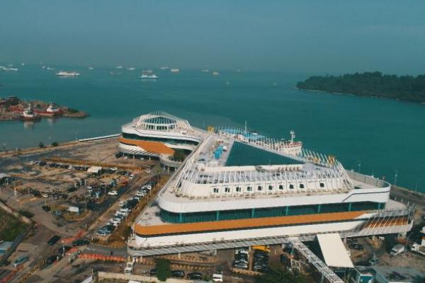 Kawasan Bakauheni Akan Jadi Destinasi Wisata Baru Tepi Laut
