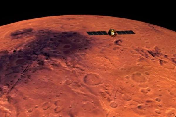 Berapa Lama Perjalanan dari Bumi ke Mars?