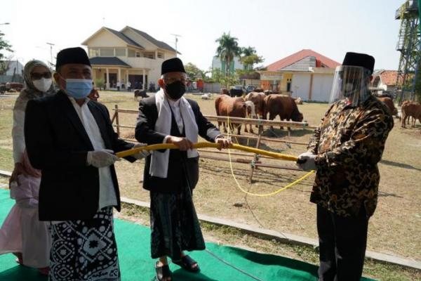 Umat Islam Rayakan Idul Adha, Wapres: Momen Tepat untuk Berbagi