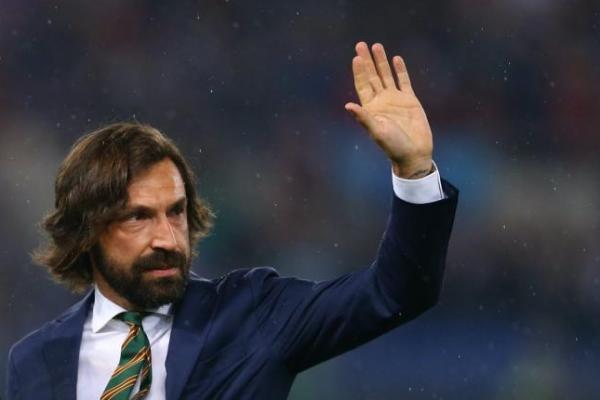 Juventus Tunjuk Andrea Pirlo Gantikan Maurizio Sarri