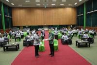 Sampaikan 8 Poin Aspirasi, PGRI Lampung Temui Muhammad Kadafi
