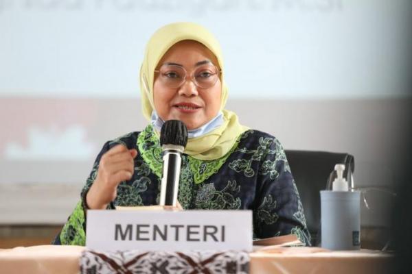 Gandeng Stakeholder, Menteri Ida: Kemnaker Kerja Maraton Persiapkan RPP