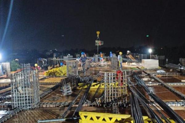 Pembangunan Kampus UIII Depok Ditargetkan Rampung Juni 2021