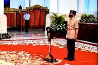 Jokowi Ajak Pramuka Bikin Gerakan Kedisiplinan dan Kepedulian Nasional
