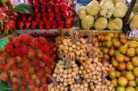 Kualitas Buah-Buahan Lokal di Pasar Global Masih Unggul