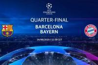 Barcelona vs Bayern Munchen: Adu Tajam Lini Serang Demi Tiket Semifinal