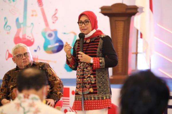 Menteri Ida Fauziyah: Cuti Bersama bagi Sektor Swasta Bersifat Fakultatif