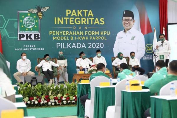 Hadapi Pilkada 2020, Ida Fauziyah dan Jazilul Fawaid Jadi Tim Kampanye PKB