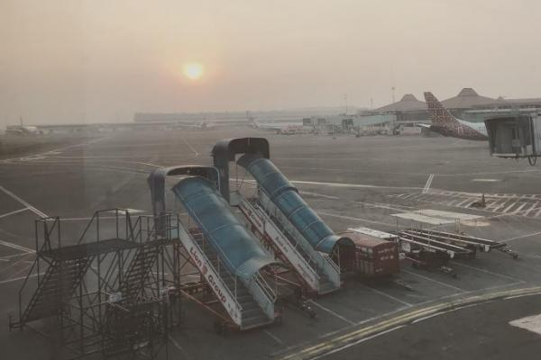 Mulai Pulih, Industri Penerbangan Catat 400-300 Penerbangan Per Hari