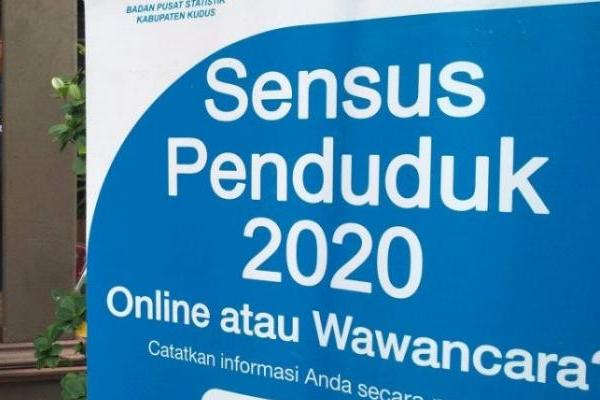 Sensus 2020, BPS Catat Kenaikan Penduduk 32 Juta Jiwa
