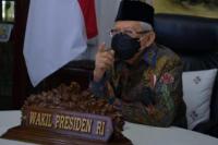 Wapres Maruf Amin Minta Pemuka Agama Berperan Penting Cegah Penularan COVID-19