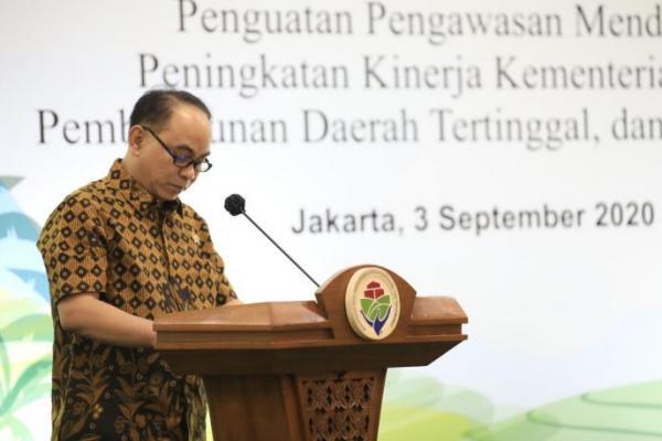 Kemendesa PDTT Minta Ratusan BUMDes Bali Terlibat Pulihkan Ekonomi Nasional