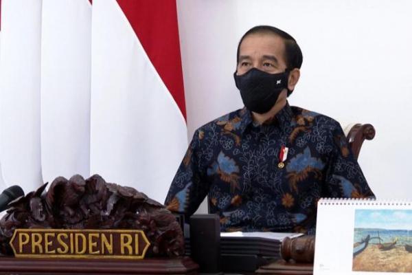 Tegas, Presiden Jokowi Minta Penegakan Hukum Pembakaran Hutan Tanpa Kompromi