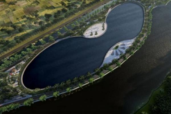 PUPR Siapkan Pembangunan Infrastruktur Pengendali Banjir Bandara YIA Yogyakarta