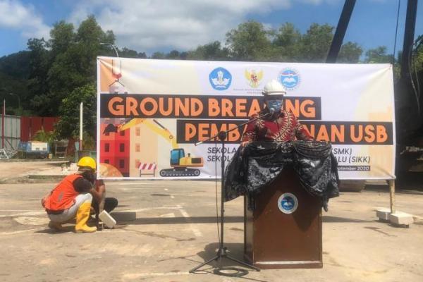 Indonesia Bangun SMK Baru Tingkatkan Kualitas Pendidikan WNI di Sabah, Malaysia