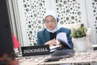 Menteri Ida Fauziyah: Penyandang Disabilitas Harus Miliki Kesempatan yang Sama