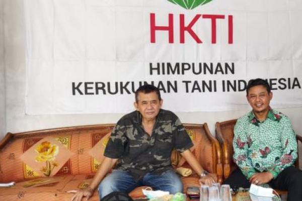 Pandeglang Meprihatinkan, Ketua HKTI Banten Bangga Thoni Maju sebagi Cabup